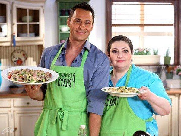 Рецепты из программы домашняя кухня на домашнем