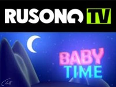 Baby time rusong tv скачать